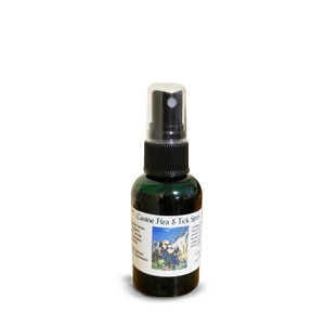 Canine Flea and Tick 2 Ounce Spray